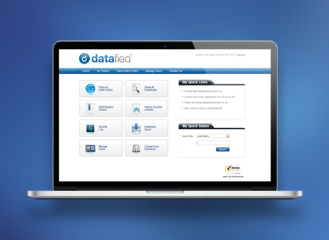 Datafied Driver App
